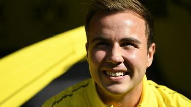 Mario Götze traf beim Testspielsieg gegen Aachen