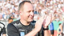 Plant mit dem SSV Ulm 1846 den nächsten Pokal-Coup: Trainer Holger Bachthaler