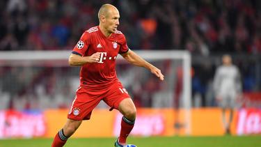 """Arjen Robben will """"einfach Spiele hintereinander gewinnen"""""""