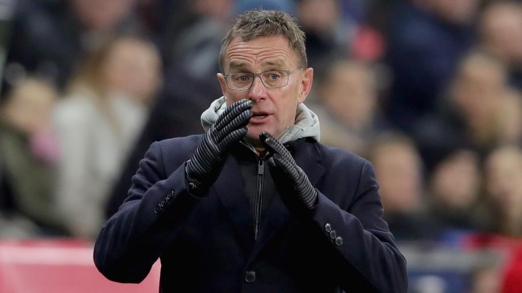 Ralf Rangnick blickt lieber auf das Bundesliga-Topspiel gegen Gladbach