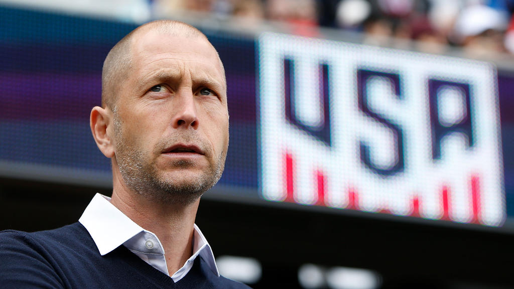 US-Coach Gregg Berhalter und sein Team könnten 2020 in eienr großen Amerika-Meisterschaft spielen