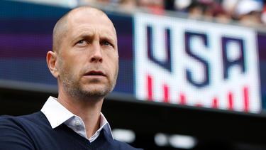 Gregg Berhalter ist Coach der US-Nationalmannschaft