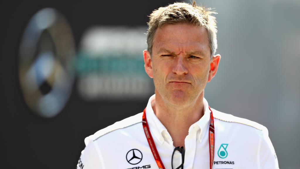 James Allison zeichnet für den neuen Mercedes-Boliden verantwortlich