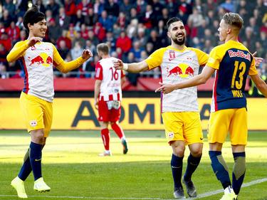 Mühelos gewann Salzburg das Semifinale