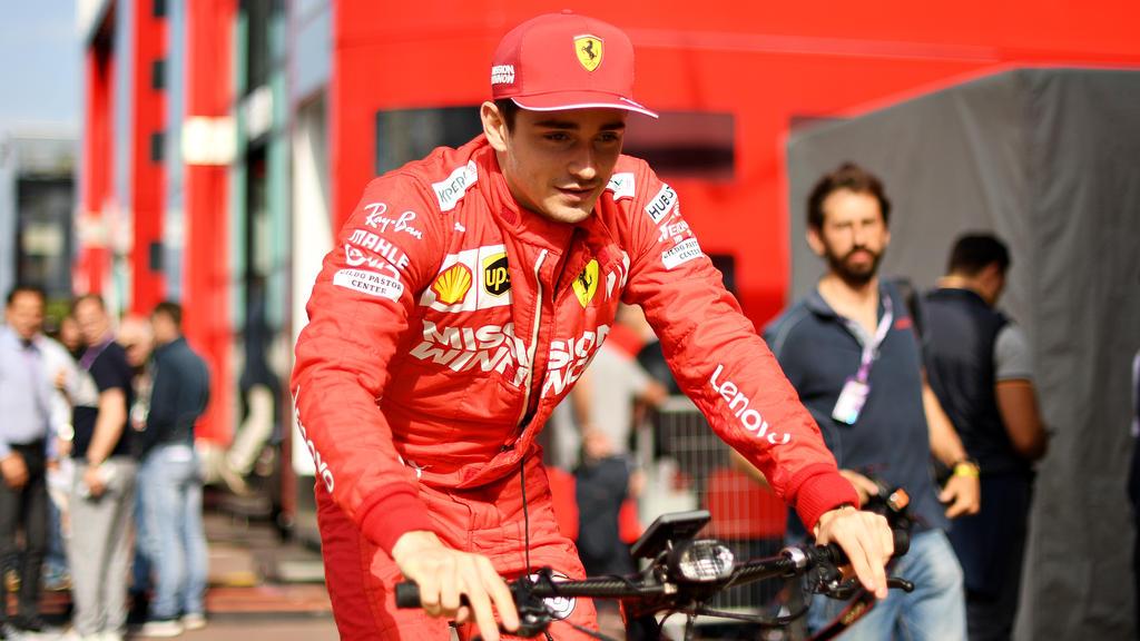 Für Charles Leclerc ist Monaco ein ganz besonderes Rennen