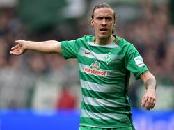 Der Einsatz von Max Kruse gegen Leipzig steht infrage
