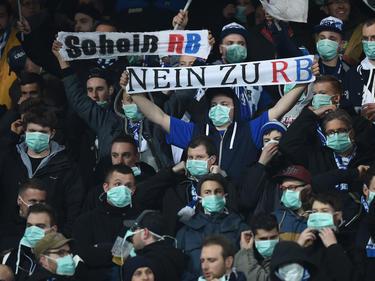 Viele Fangruppen protestieren gegen RB Leipzig