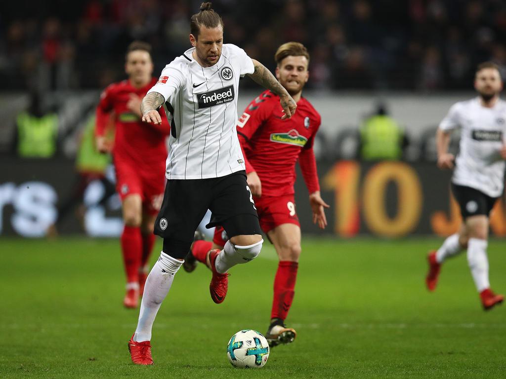 Marco Russ stand zuletzt gegen Freiburg auf dem Feld