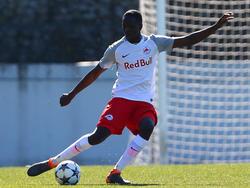 Mahamadou Dembélé wechselt von Salzburg nach Troyes