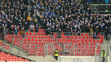 KSC übt nach Derby beim VfB Stuttgart Kritik an Polizei