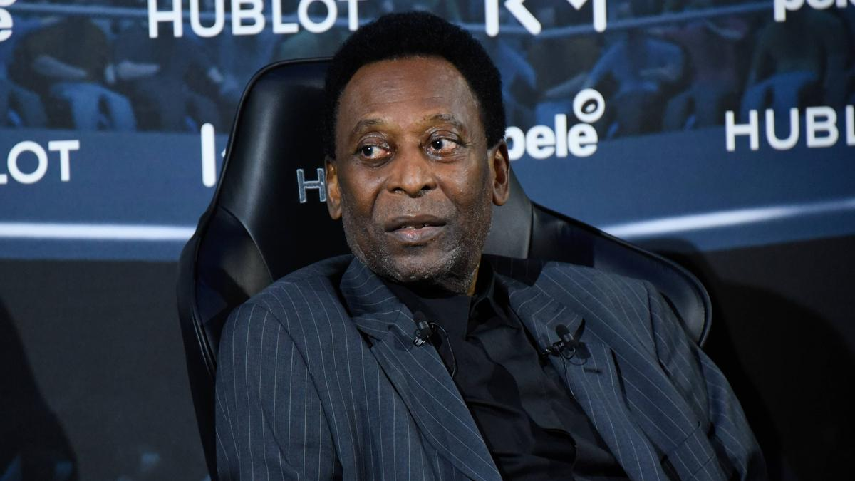 Pelé ist auf dem Weg der Besserung