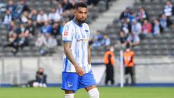 Kevin-Prince Boateng kommt bei Hertha BSC noch nicht in Fahrt