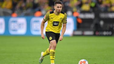Raphael Guerreiro wird dem BVB in den kommenden Spielen fehlen
