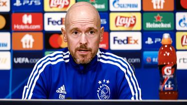 Erik ten Hag und Ajax sind nicht nur, aber auch gegen Erling Haaland gefordert