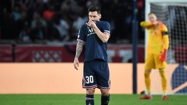 Lionel Messi konnte die Erwartungen an seine Person bei PSG noch nicht erfüllen