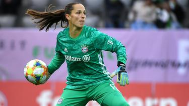 Laura Benkarth hat in München verlängert