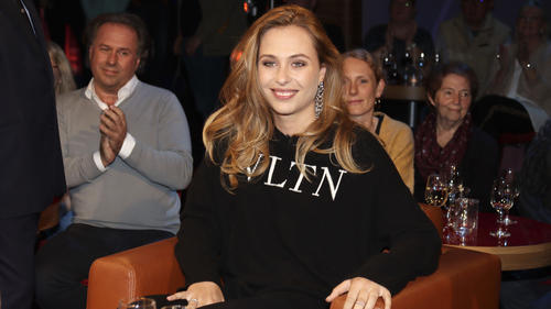 Sophia Flörsch ist für ihr Comeback ausgezeichnet worden