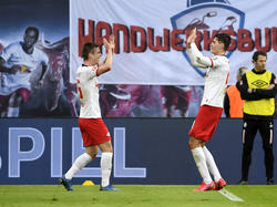 Hat Leipzig auch gegen Tottenham etwas zu jubeln?