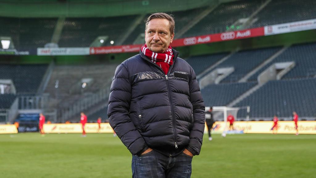 Sportchef beim 1. FC Köln: Horst Heldt