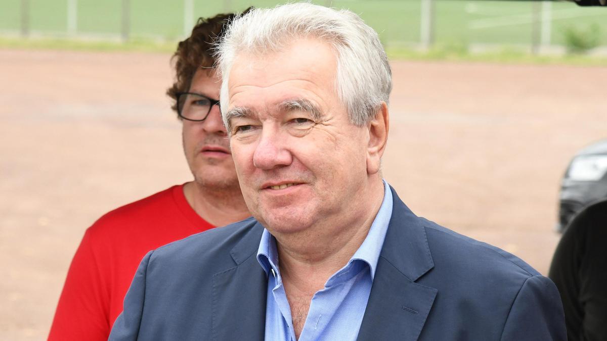 DFB-Vizepräsident Peter Frymuth