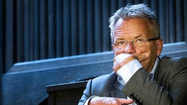 Sieht die Bundesliga als Vorbild: KNVB-Chef Eric Gudde