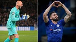 Caballero und Giroud bleiben noch ein Jahr länger in Chelsea