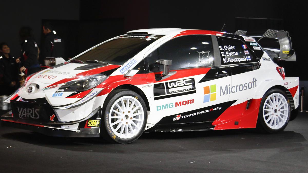 Die Rallye-Version des Toyota GR Yaris wird nicht zum Einsatz kommen