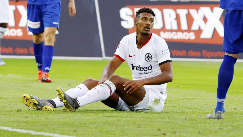 Haller wechselte im Sommer 2019 von Eintracht Frankfurt zu West Ham