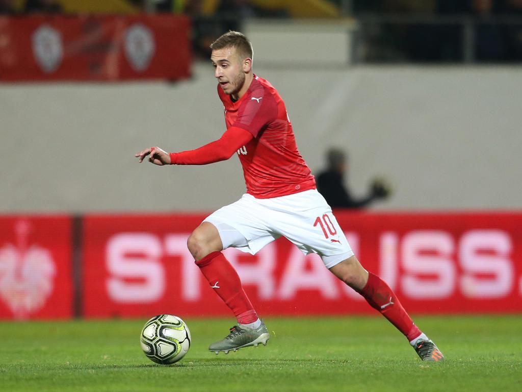 Sandi Lovrič wird künftig nicht mehr im ÖFB-Dress zu sehen sein