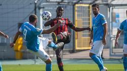 Fußball-Bundesligist Eintracht Frankfurt muss auf Abwehrspieler Evan N'Dicka verzichten