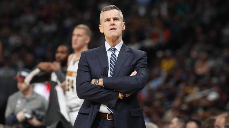 Hatte Oklahoma City Thunder verlassen: Coach Billy Donovan