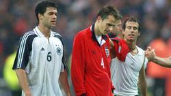 Dietmar Hamann erzielte den letzten Treffer im alten Wembley