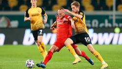 FSV Zwickau gewann überraschend in Dresden
