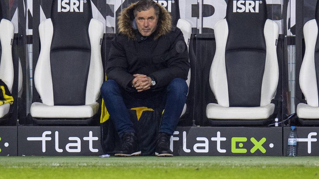 Michael Zorc war nach der jüngsten BVB-Pleite bedient
