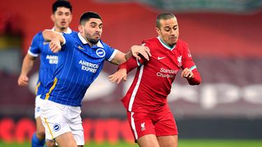 FC Liverpool verliert in der Premier League den Anschluss