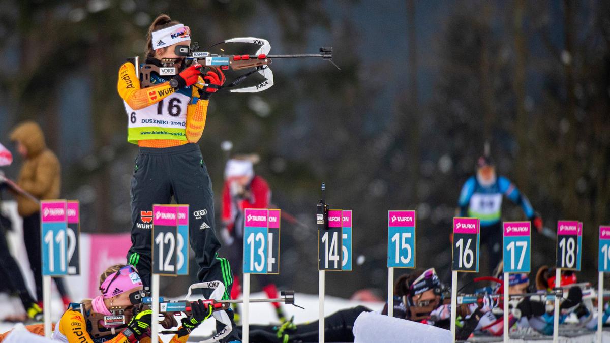 Vanessa Voigt startet in Nove Mesto erstmals im Weltcup
