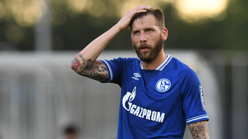 Guido Burgstaller spielte dreieinhalb Jahre für den FC Schalke 04