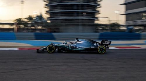 Platz drei für David Beckmann in Bahrain