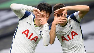 Tottenham Hotspur ist zurück in der Erfolgsspur