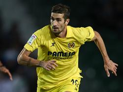 Cani zieht bis 2017 die Fäden im Mittelfeld von Villarreal