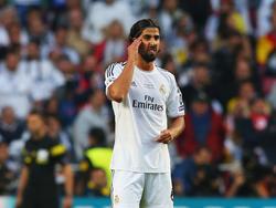 Khedira durante la finale di Champions League