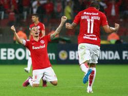 D'Alessandro zieht mit Internacional ins Halbfinale ein