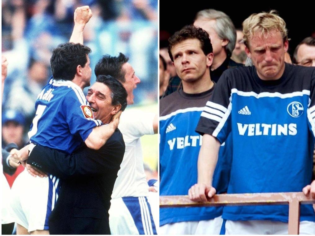 Schalke Meister Der Herzen