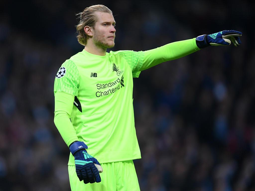 Keeper Karius Will Mit Liverpool Das Ding Holen