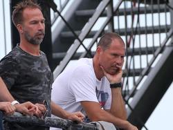 Martin Dedek (rechts) wechselt zur Admira