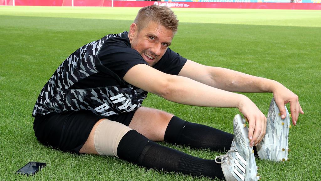Ivan Klasnic befindet sich mit ehemaligen Werder-Ärzten im Streit