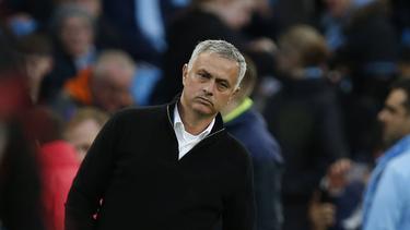 Mourinho llegó a 300 partidos de técnico en la Premier League. (Foto: Getty)