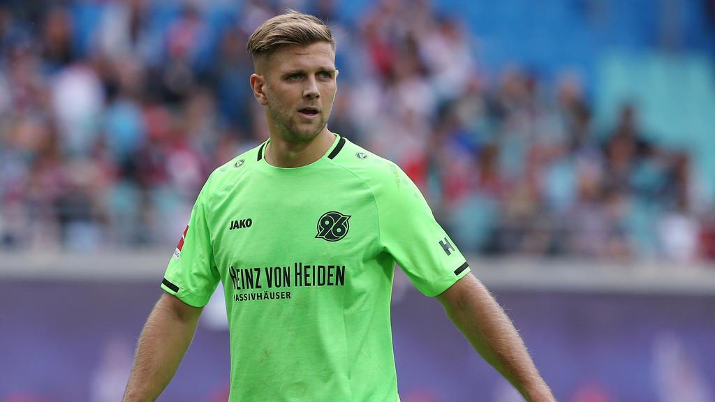 Niclas Füllkrug kam 2016 zu Hannover 96