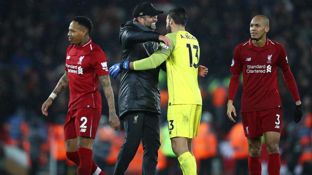 Jürgen Klopp und der FC Liverpool sind seit Monaten in der Erfolgsspur
