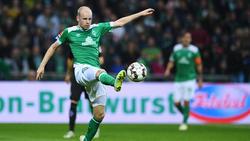 Der Bremer Davy Klaasen hatte sich im Spiel gegen den BVB verletzt